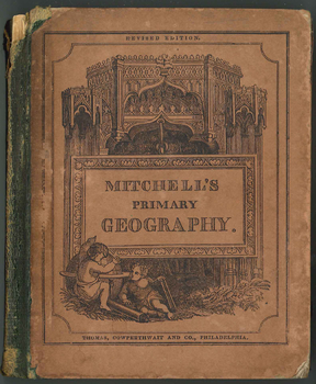 Mitchell's Primary Geography, 1849