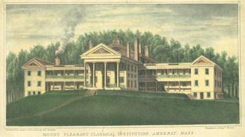Mount Pleasant Classical Institute in Amherst