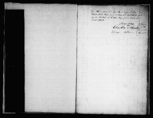 Amherst tax records, 1840