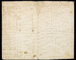Amherst tax records, 1820