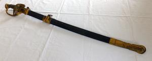 Sword carried by Samuel Minot Jones during the Civil War