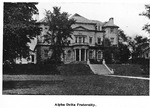 Alpha Delta Phi fraternity house at Amherst College
